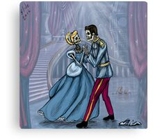 Dancing After Midnight Canvas Print