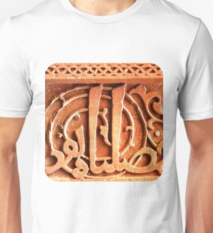 Carved in Stone  Unisex T-Shirt