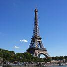Eiffel Tower by Steven Guy