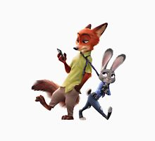 Zootopia - Nick and Judy Unisex T-Shirt