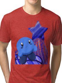 Sapphire Kirby  Tri-blend T-Shirt