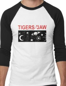 Tigers Jaw Space Tour Men's Baseball ¾ T-Shirt