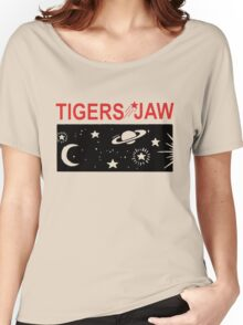 Tigers Jaw Space Tour Women's Relaxed Fit T-Shirt