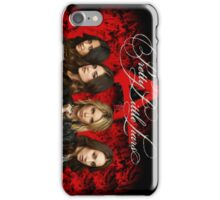 Pretty Little Liars iPhone Case/Skin