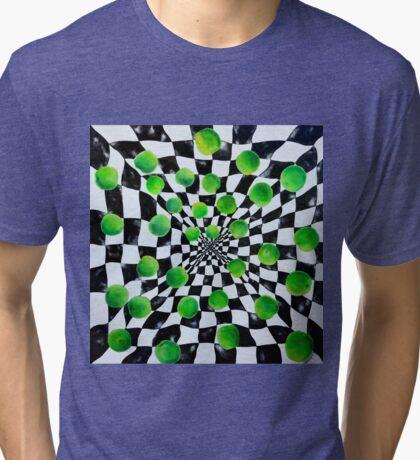 Perpetual motion Tri-blend T-Shirt