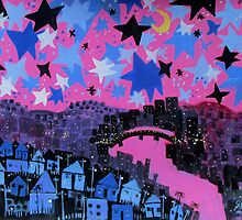 winter stars by glennbrady