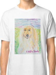 Blond Afghan Classic T-Shirt