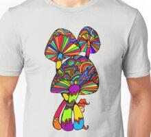 Shrooms & Gnome Unisex T-Shirt