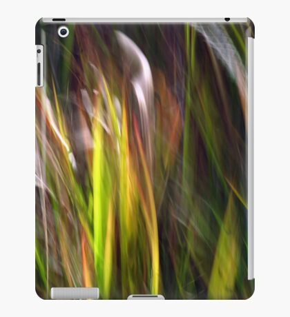Watching the Wind Blow iPad Case/Skin