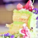 Let us eat cake by Bianca Turner