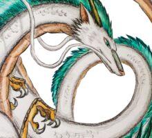 Haku dragon - Spirited Away Sticker