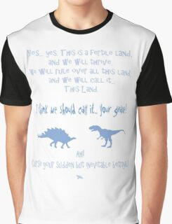 curse your sudden but inevitable betrayal, firefly, light blue Graphic T-Shirt
