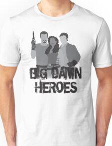 Big Damn Heroes - Firefly poster Unisex T-Shirt