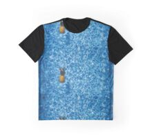 Pineapple Cool Breeze Graphic T-Shirt