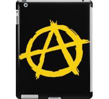 Anarchy Symbol iPad Case/Skin