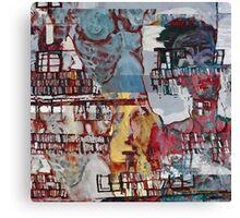 EGON Schiele Windows Canvas Print