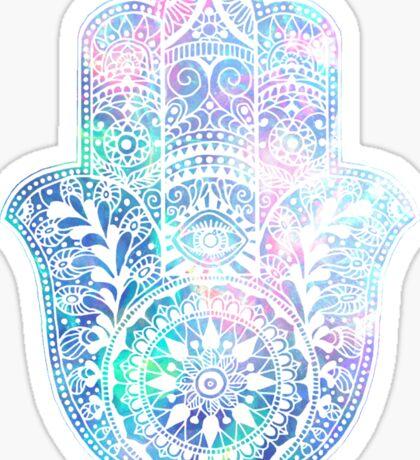 Hamsa Sticker