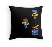 Final Fantasy Charachters Set2 Throw Pillow