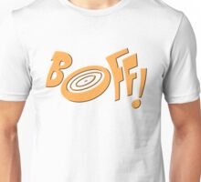 Batman fight scene graphic Unisex T-Shirt