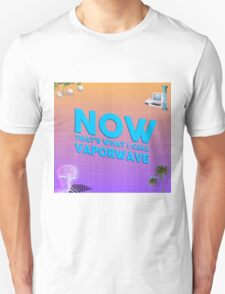 Vaporwave Dream Unisex T-Shirt