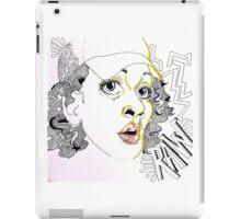 """HAT"" iPad Case/Skin"