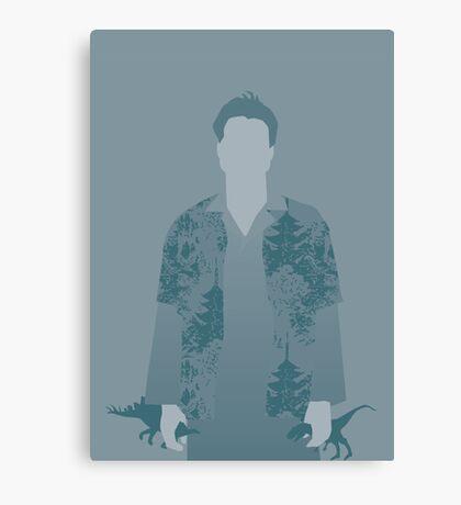 wash, firefly Canvas Print