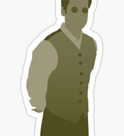 simon tam, firefly Sticker