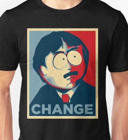 Randy Marsh Change Unisex T-Shirt