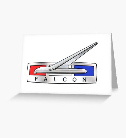 Ford Falcon Greeting Card