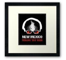 New Mexico Feeling The Bern Framed Print