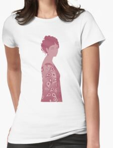 inara, firefly Womens Fitted T-Shirt
