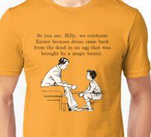 Billy's Easter Lesson Unisex T-Shirt