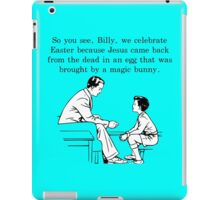 Billy's Easter Lesson iPad Case/Skin