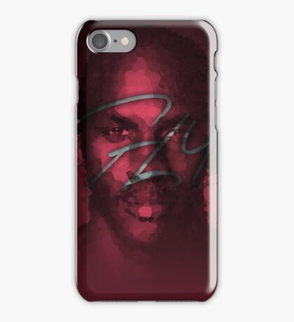 FLY - NBA Michael Jordan Bulls Polygon Art iPhone Case/Skin