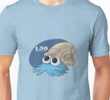 Pokemon #138: Omanyte Unisex T-Shirt