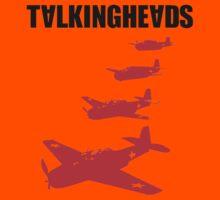 Talking Heads - Remain in Light (Back) Kids Tee