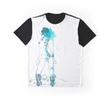Life is strange Chloe Price drawing Graphic T-Shirt