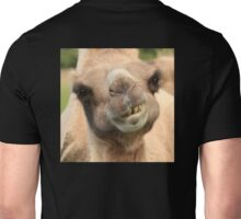 Camel Teeth and a Little Lunch Unisex T-Shirt