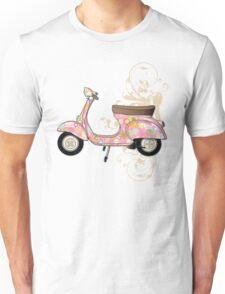 Vespa Darling Unisex T-Shirt