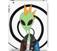 I Was A Teenage Alien iPad Case/Skin