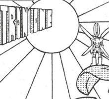 Constructus Corporation - Metatron One Sticker