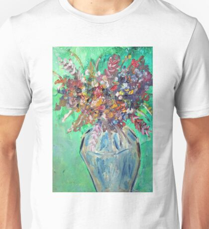 Wildflower Bouquet Unisex T-Shirt
