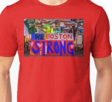 We are Boston Strong Unisex T-Shirt