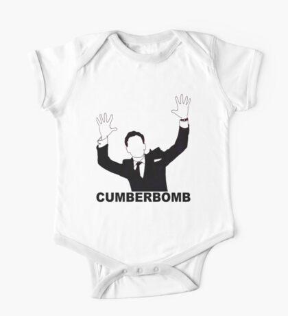 Benedict Cumberbomb. One Piece - Short Sleeve