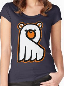 Ghost Bear IV Women's Fitted Scoop T-Shirt