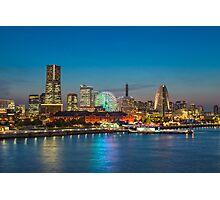 YOKOHOMA 04 Photographic Print