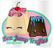Box Jump Truffles Poster
