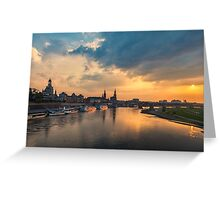 DRESDEN 08 Greeting Card