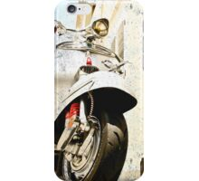 VINTAGE POSTER : CLASSIC iPhone Case/Skin