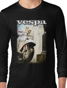 VINTAGE POSTER : CLASSIC Long Sleeve T-Shirt